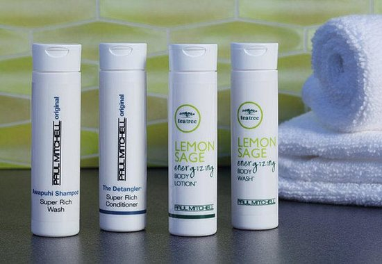 SpringHill Suites Syracuse Carrier Circle: Paul Mitchell® Amenities