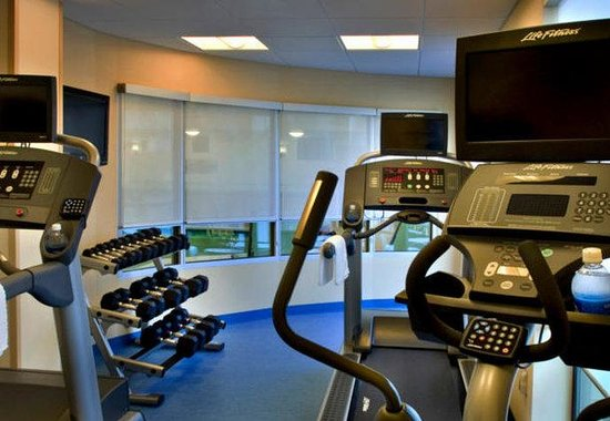 SpringHill Suites Syracuse Carrier Circle: Fitness Center