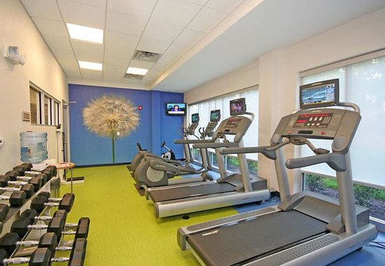 ‪‪Durham‬, ‪North Carolina‬: Fitness Center‬