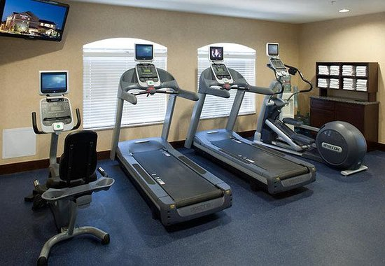 TownePlace Suites Fort Worth Downtown: Fitness Center