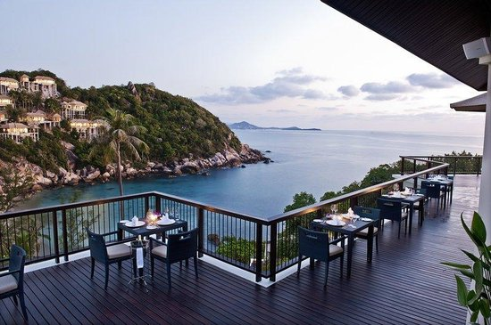 Banyan Tree Samui: The Edge Restaurant