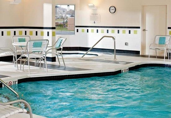 Harrisonburg, VA: Indoor Pool