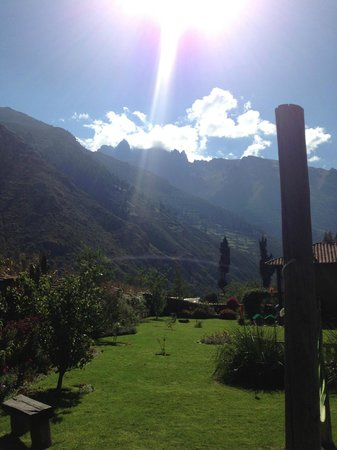 The Green House Peru: Miraculous view