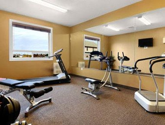 Cold Lake, Kanada: Fitness Center