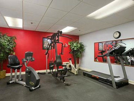 Ramada Plaza Albany: Fitness Center