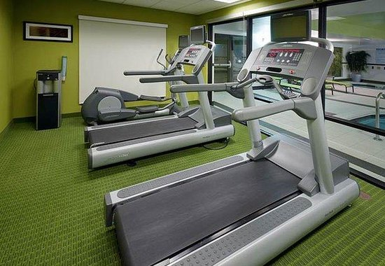 Fairfield Inn & Suites Charlotte Matthews: Fitness Center