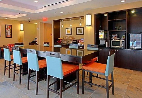 Fairfield Inn & Suites New York Manhattan/Chelsea: Breakfast Area