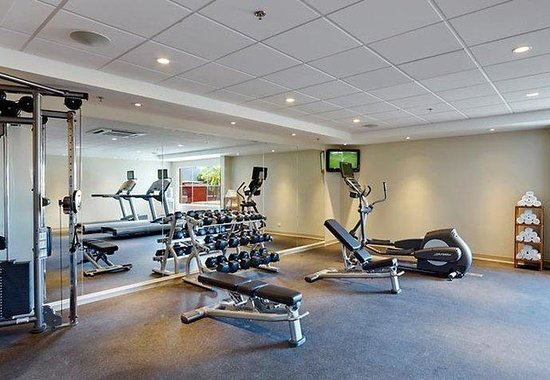 Courtyard by Marriott Bridgetown: Fitness Center