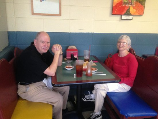 Hattiesburg, MS: Mama Joe & papa joe
