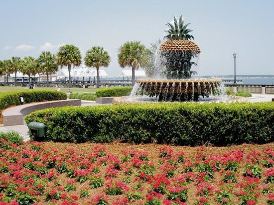 Crowne Plaza Charleston Airport : Charleston's Waterfront Park