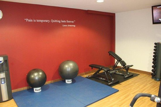Holiday Inn Bristol City Centre: Gym