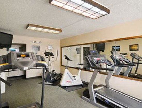 Ramada Conference Center Perry, GA: Fitness Centre