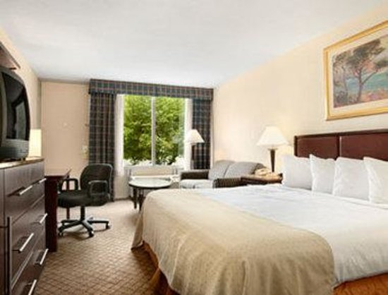 Fishkill, Nueva York: Standard One King Bed Room