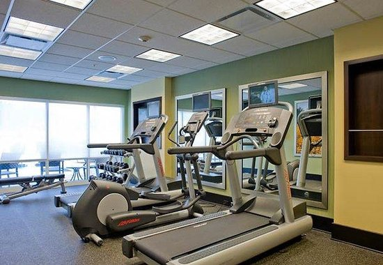 Fairfield Inn & Suites Columbus: Fitness Center