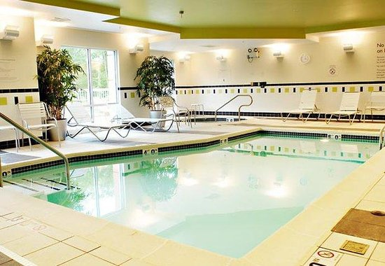 Fairfield Inn & Suites Millville: Indoor Pool