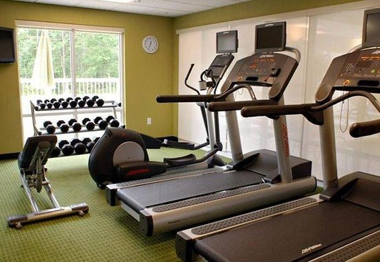 Fairfield Inn & Suites Millville: Fitness Center