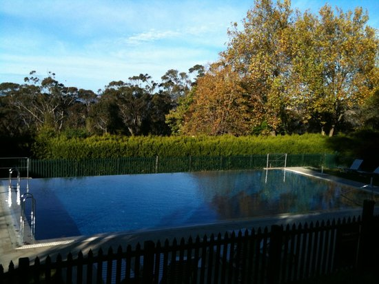 Lilianfels Blue Mountains Resort &amp; Spa: Outdoor pool