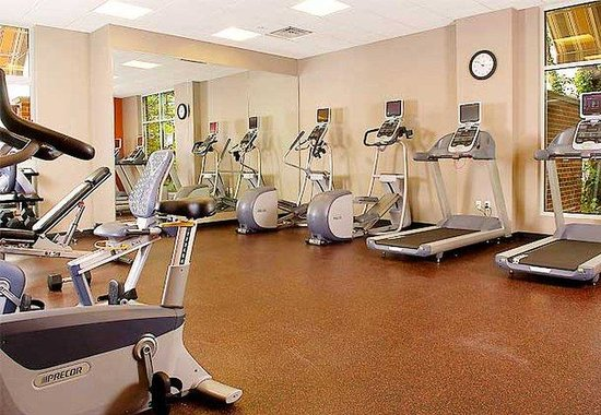 Fairfax, Virginie : Fitness Center