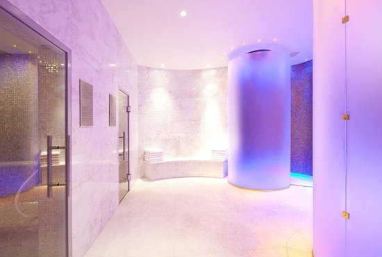 InterContinental Moscow Tverskaya: Sauna at the SPA