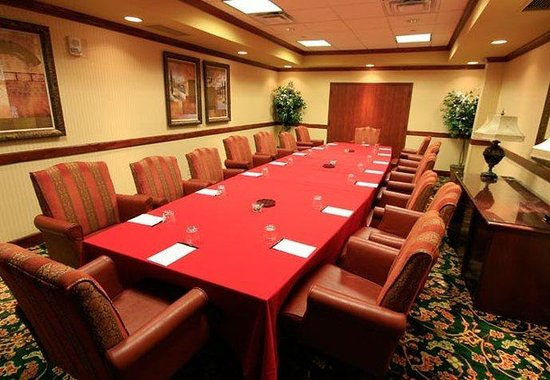 Albuquerque Marriott Pyramid North: Aztec Boardroom