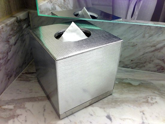 MGM Grand Hotel and Casino: Tissue box