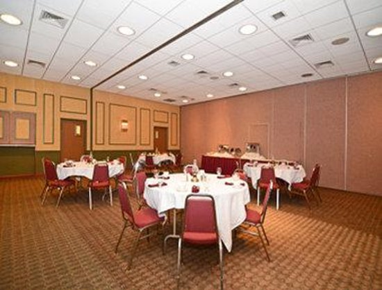 Lake Harmony, PA: Banquet Room