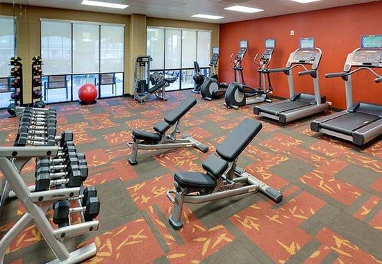 Cheektowaga, Nueva York: Fitness Center