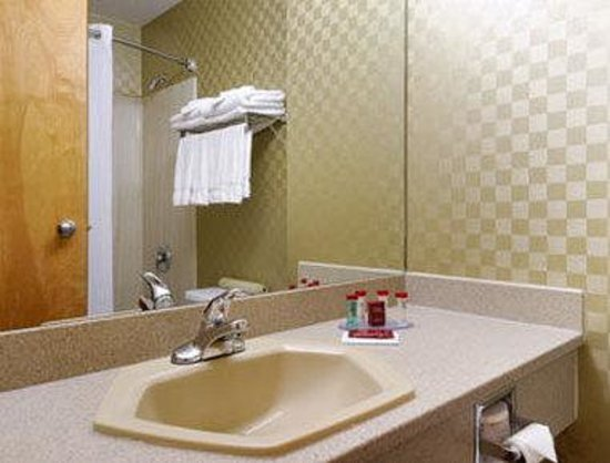 Ramada Inn & Suites Canmore: Bathroom