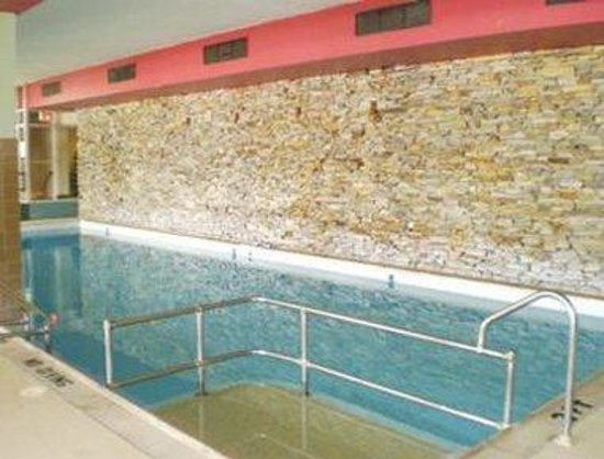 Ramada Inn Lancaster: Indoor Pool