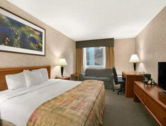 Days Inn Suites and Conference Center: Standard King Room