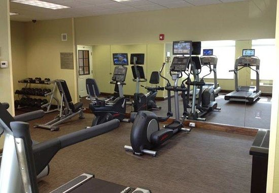Fairfield Inn & Suites Orlando Lake Buena Vista: Fitness Center