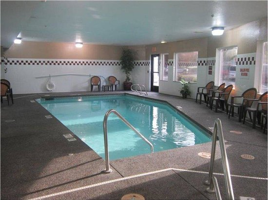 Wilsonville, Oregón: Indoor Swimming Pool