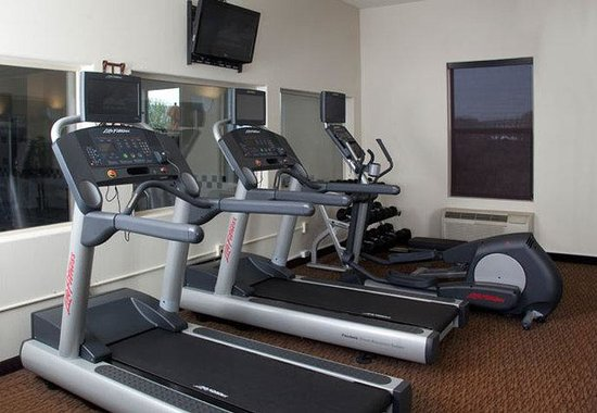 Fairfield Inn & Suites Downtown / Historic Main Street: Fitness Center