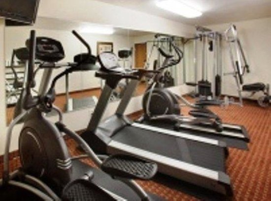 Fairfield, IA : Fitness Center