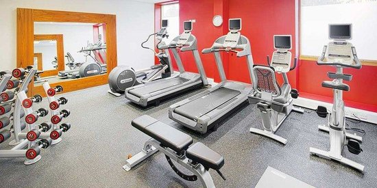 Hilton Garden Inn Bristol City Centre: Fitness Studio
