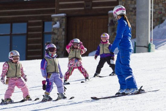 Avon, Κολοράντο: Beaver Creek Ski School