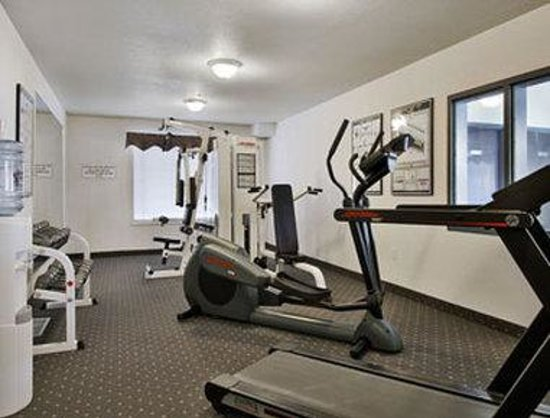 Cochrane, Canada: Fitness Center