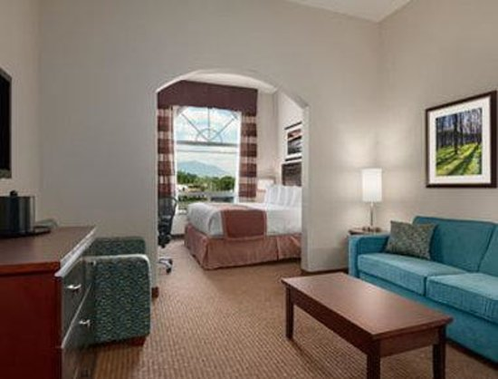 Creston, Canada: King Bed Suite