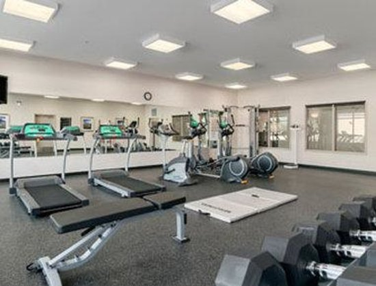 Creston, Canada: Fitness Center