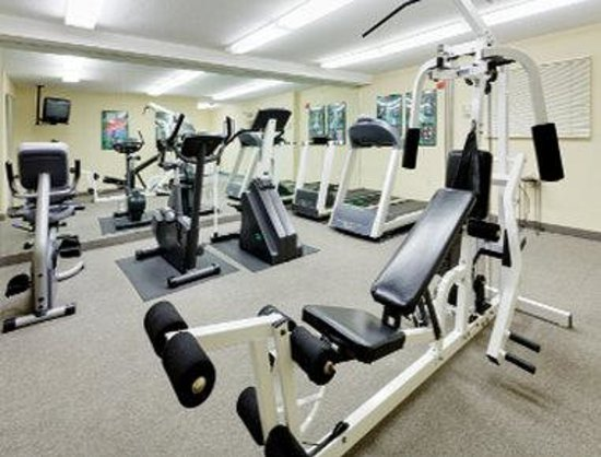 Meriden, CT: Fitness Center