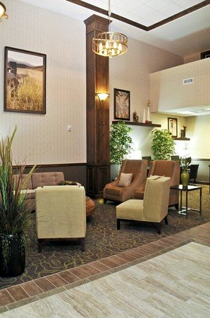 Layton, UT: Hotel Lobby