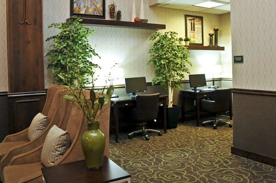 Layton, UT: Hotel Lobby Business Center