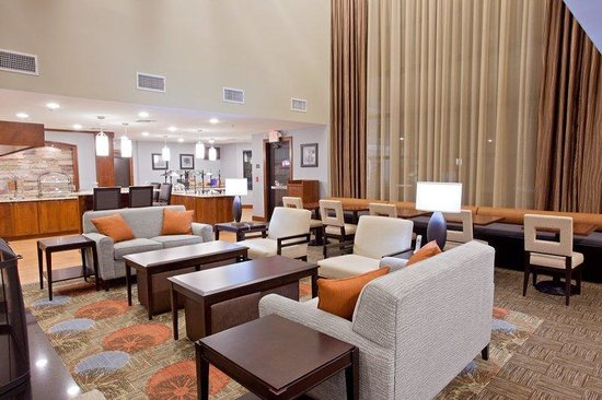 Longview, TX: Breakfast/Lobby Lounge