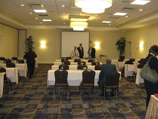 Crowne Plaza Boston Woburn: Meeting Room