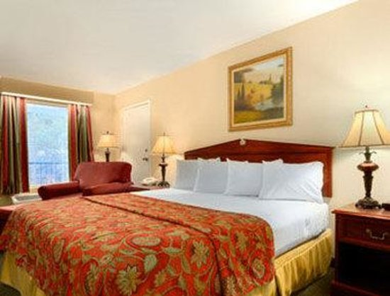 Hickory, Carolina del Norte: Standard King Room
