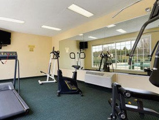 Hickory, Carolina del Norte: Fitness Center