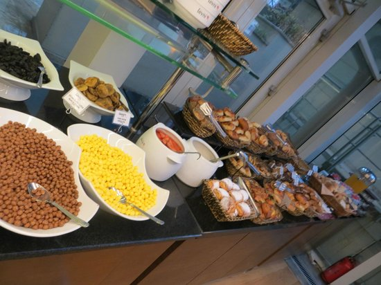 Levni Hotel & Spa: excellent breakfast buffet