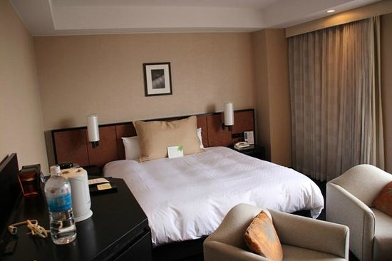 Hotel Granvia Kyoto: View of King Bed Room