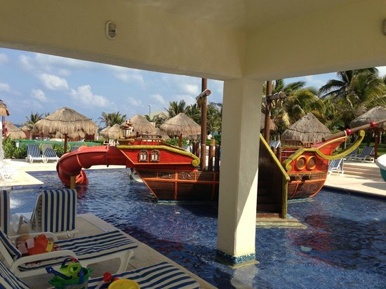 Iberostar Cancun: Kid's Pool Area