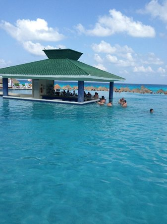 Iberostar Cancun: Pool Bar